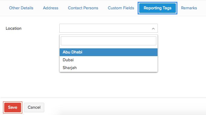 Associate Tag Contact