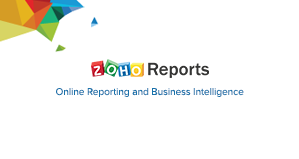 Zoho Reports : Video Demos and How To Tutorials