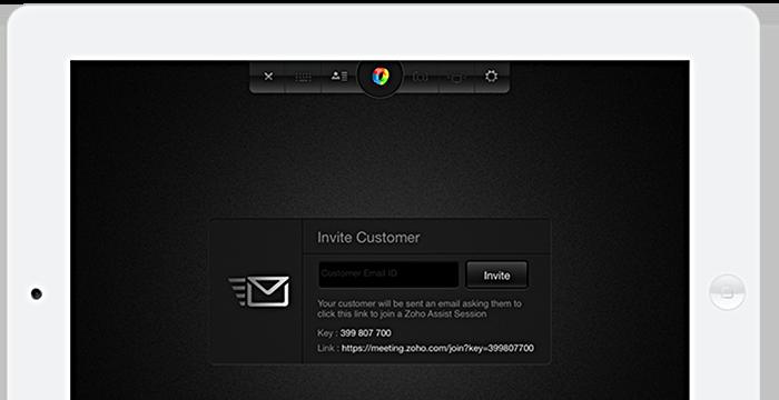Invited Customer