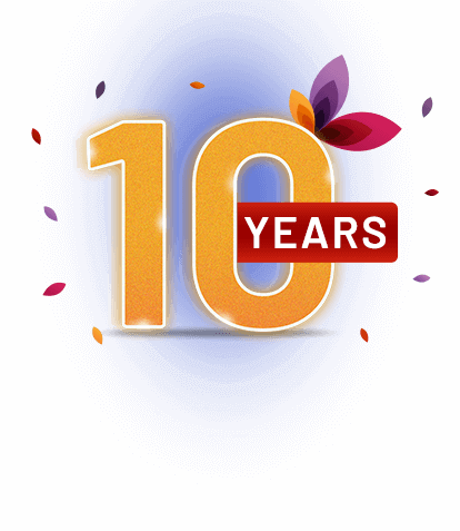 10 Year Anniversary | Zoho Books