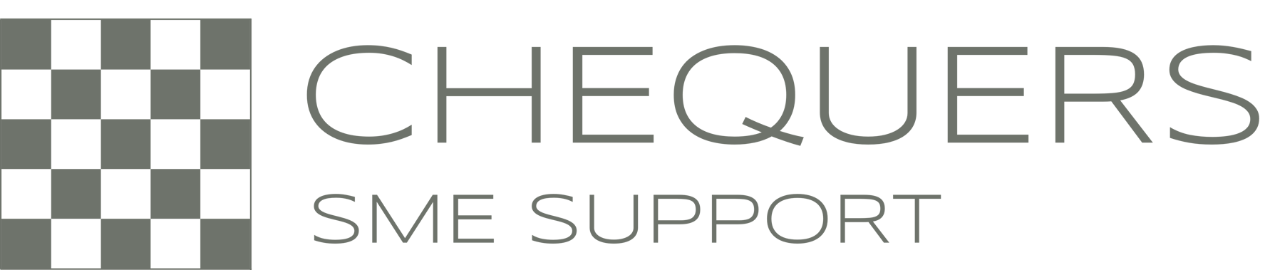 Chequers SME Support Logo