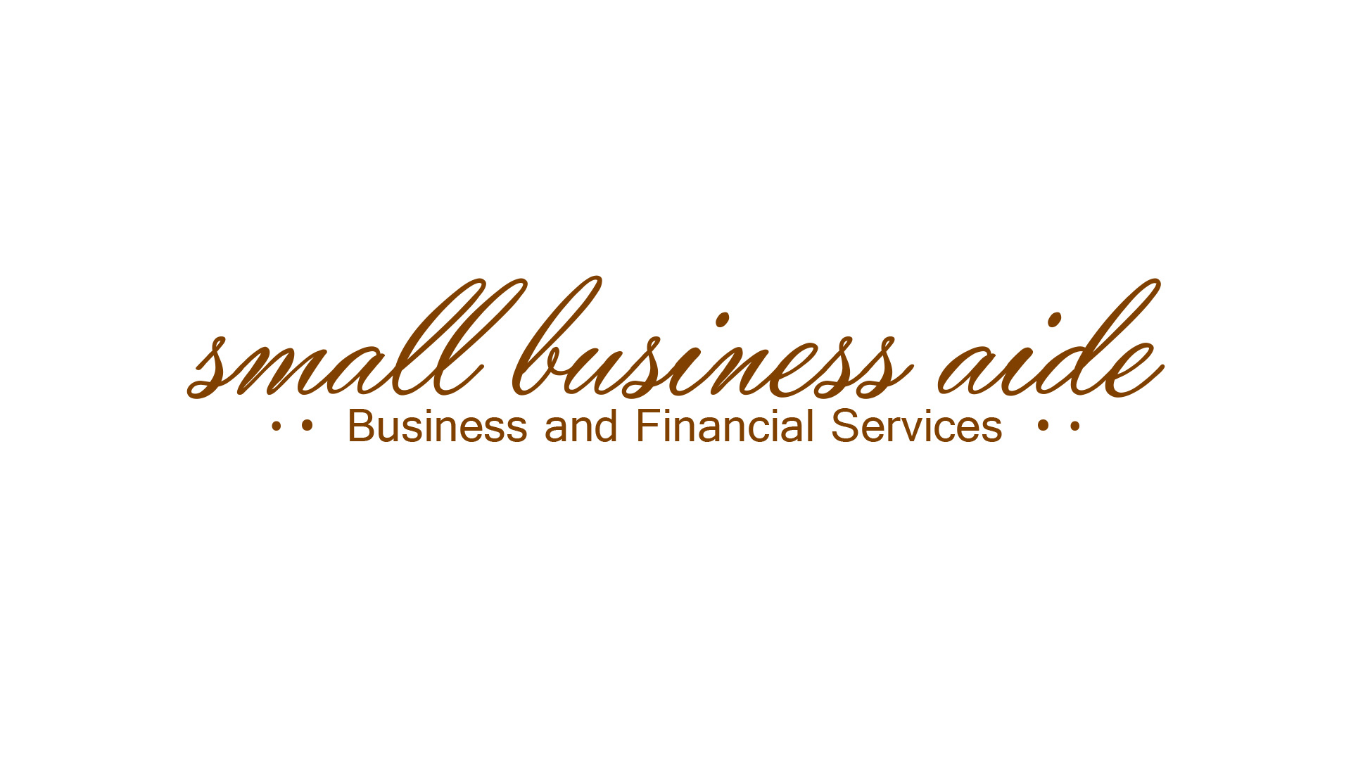 Small Business Aide