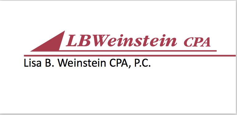 Lisa B Weinstein CPA