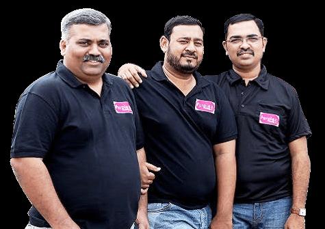 Vijay, Vivek and Aman