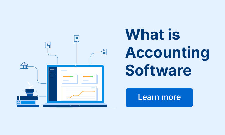What is Accounting Software | Online Accounting Software  - Zoho Books