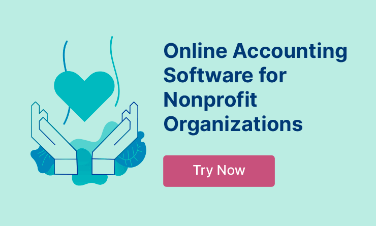 Non Profits | Online Accounting Software  - Zoho Books