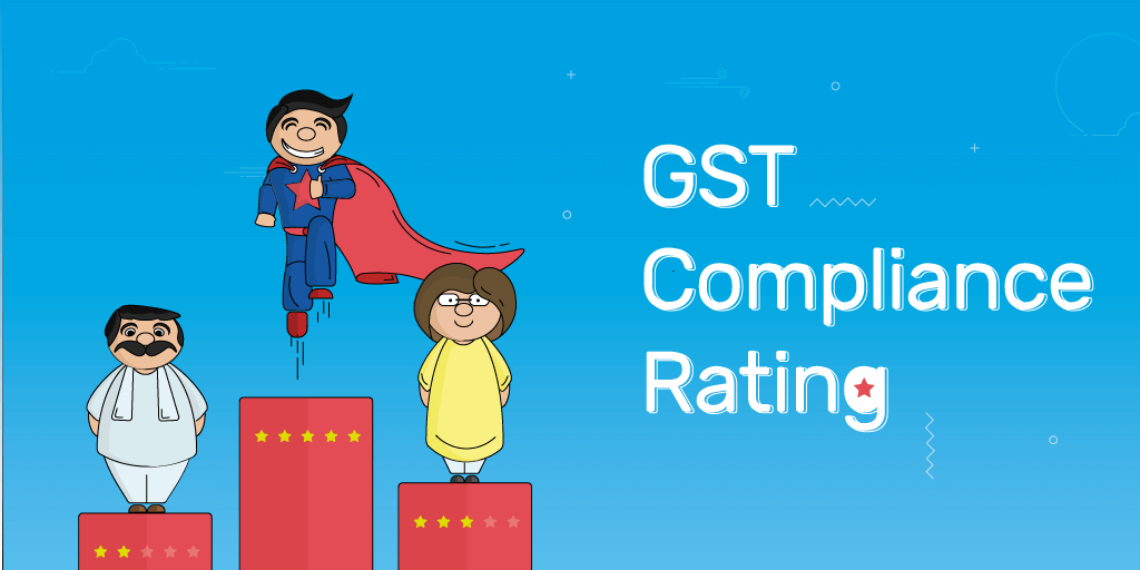 GST Compliance rating