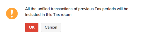 Include previous transaction confirm