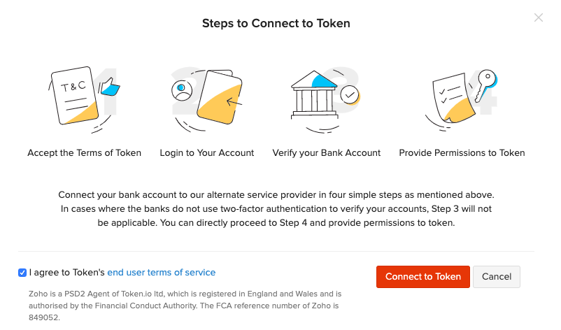 Connect to Token