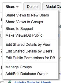 Share Database
