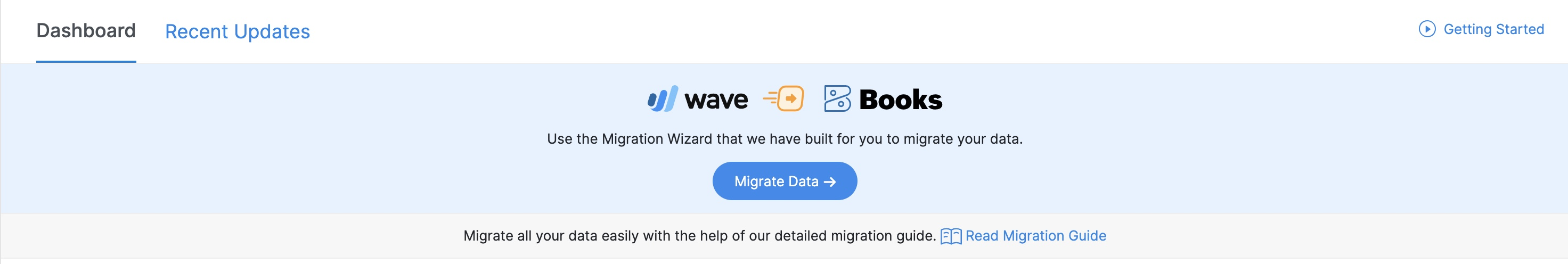 Migration Wizard