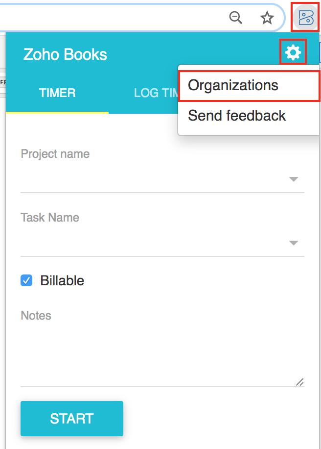 Organization Timesheet