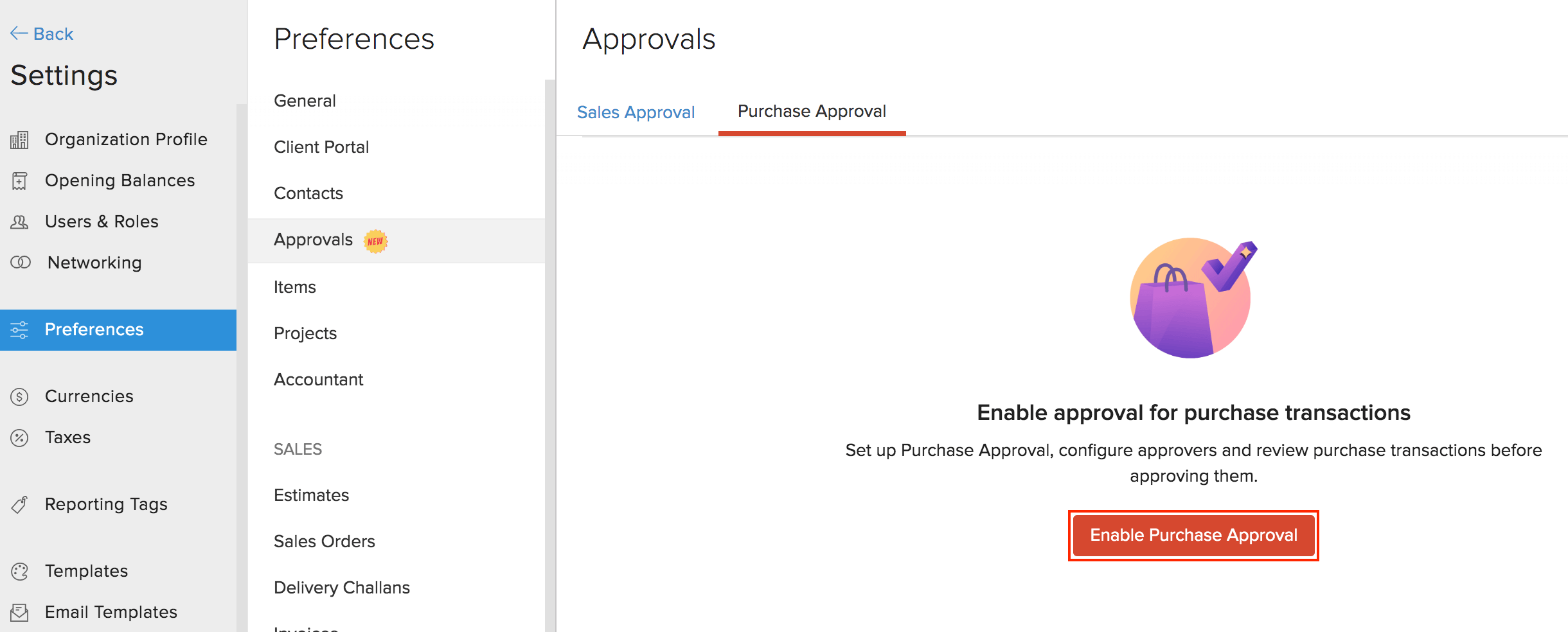 Transaction Approval