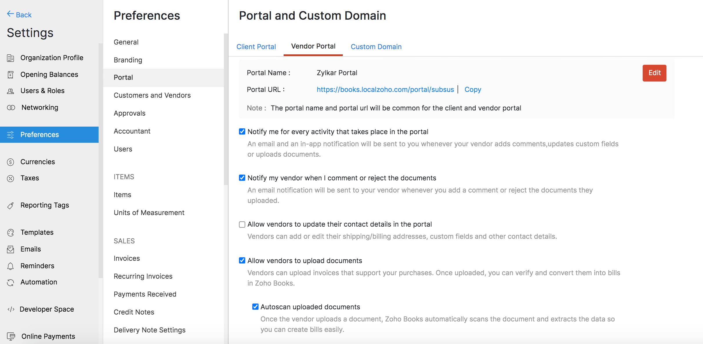 Autoscan Documents
