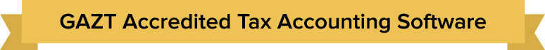 GAZT Accredited Tax Accounting Software