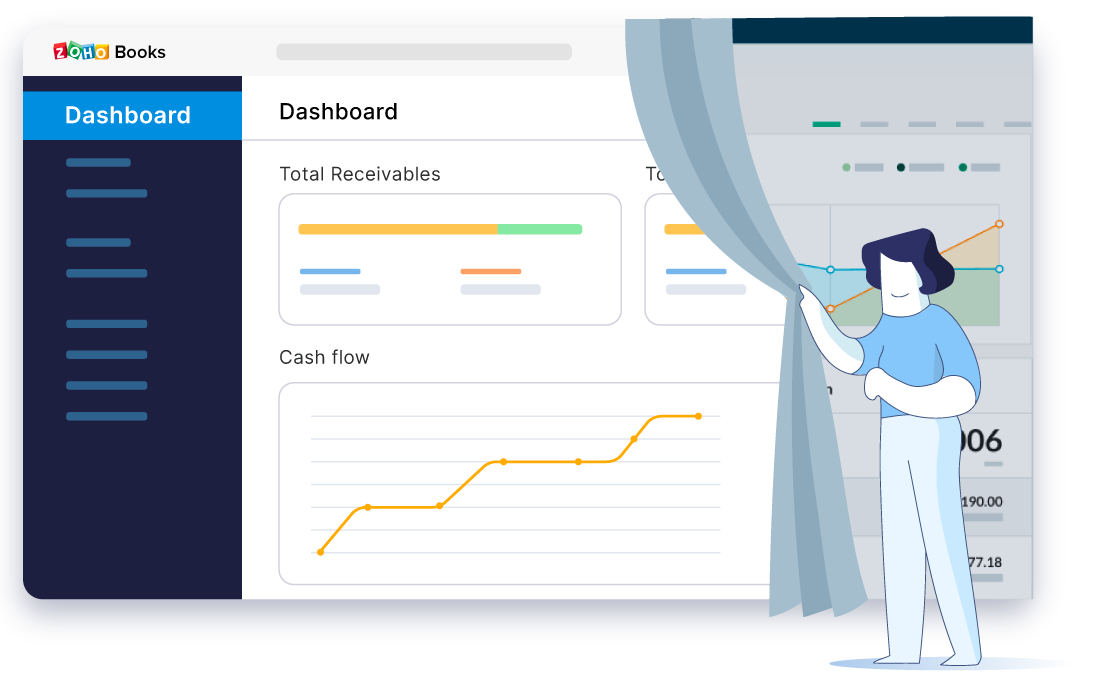 Zoho Books | Sage Alternative | Accounting software