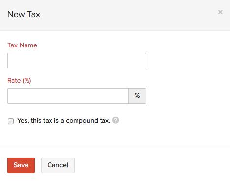 New Tax