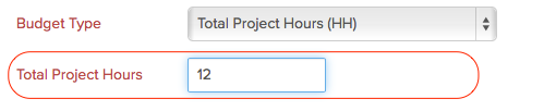 Total Project Hours