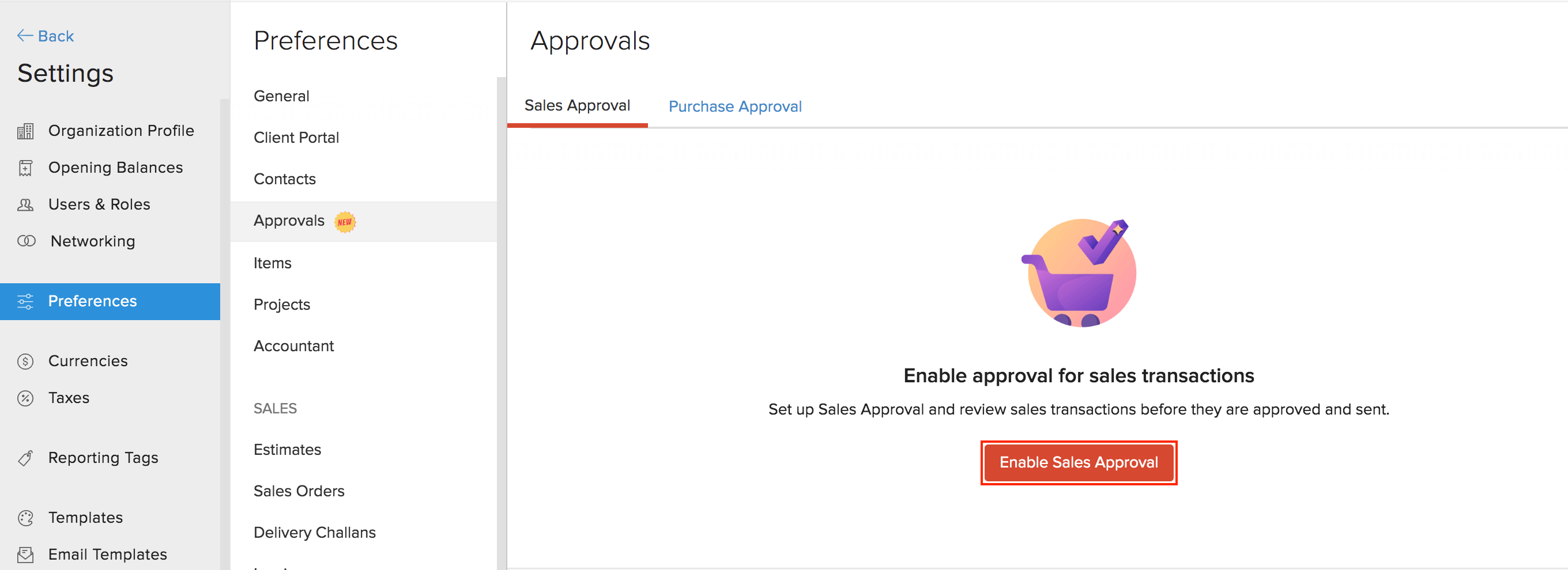 enable-sales-approval