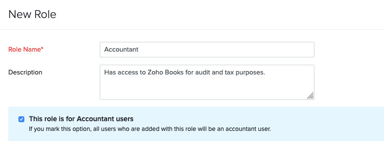 Enable Accountant