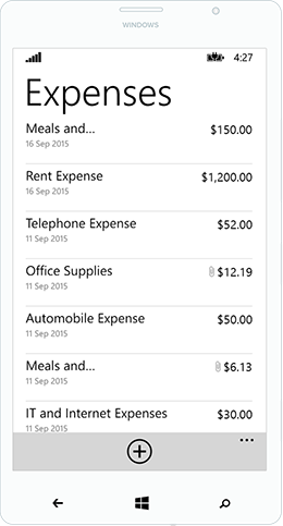Capture Expenses | Accounting App - Zoho Books