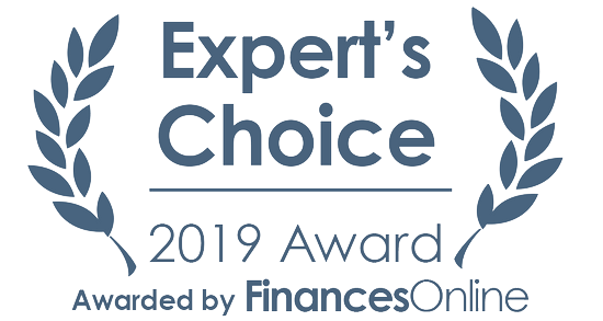 Expert choice award - FinancesOnline | What is Zoho Books