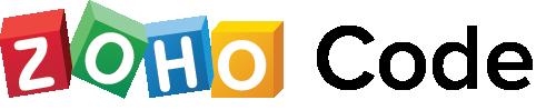 zoho code logo