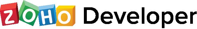 zoho developer logo