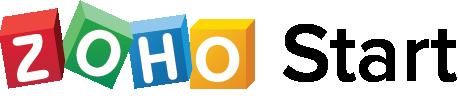 zoho start logo