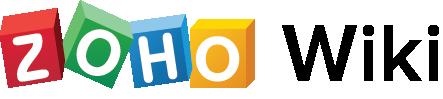 zoho wiki logo