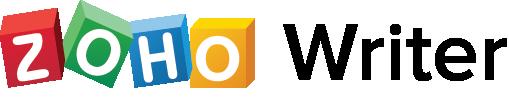 zoho writer logo