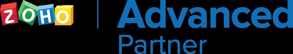 zoho advanced partner logo