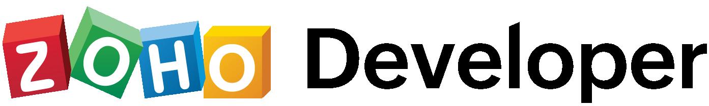 zoho developer retina logo