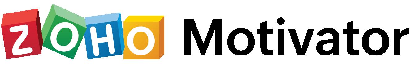 zoho motivator retina logo