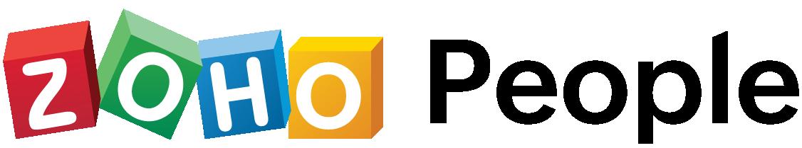 zoho people retina logo