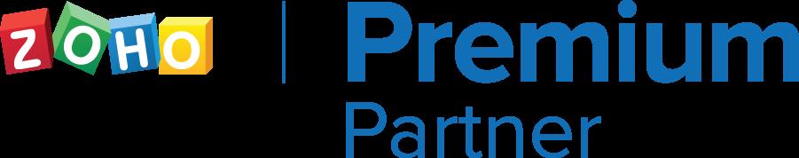 zoho premium partner logo