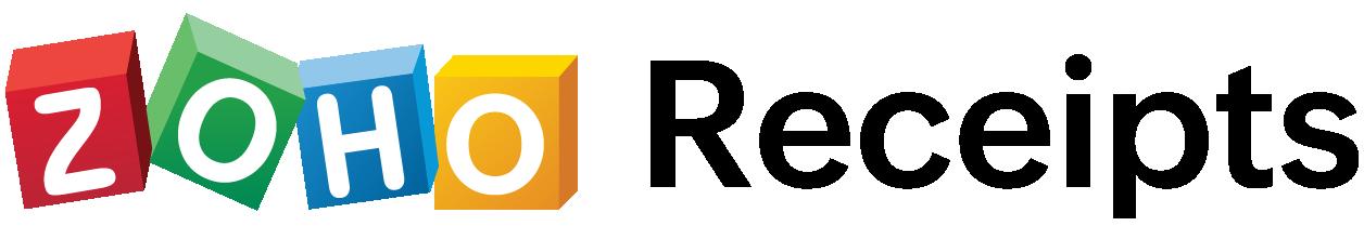 zoho receipts retina logo