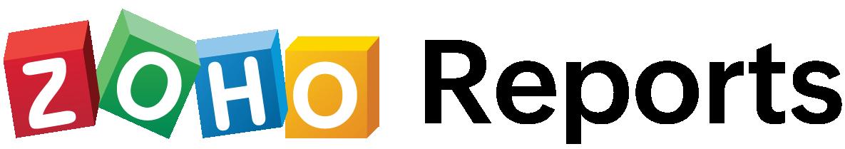 zoho reports retina logo