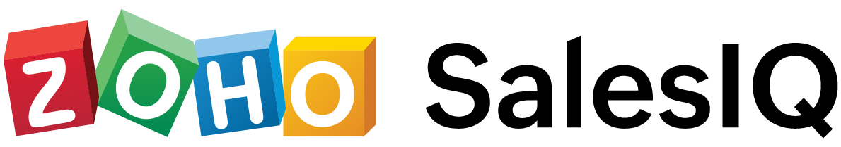 zoho salesIQ retina logo