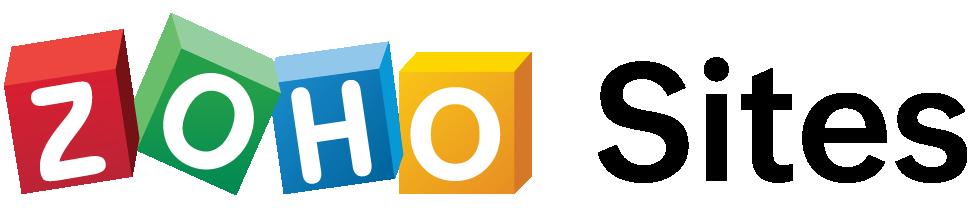 zoho sites retina logo