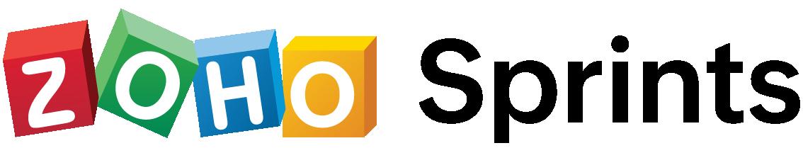 zoho sprints retina logo