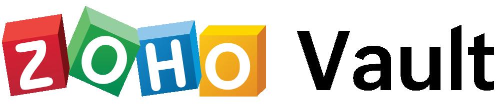 zoho vault retina logo
