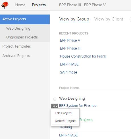 Edit-project