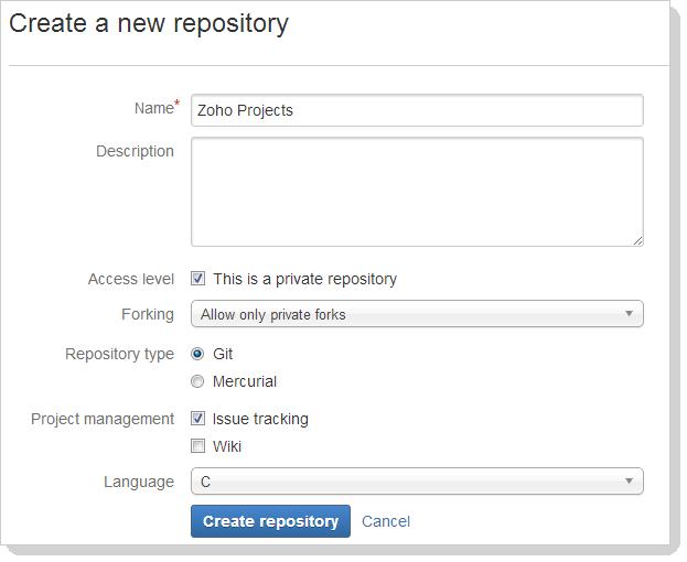 Create Repository