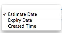 date based execution