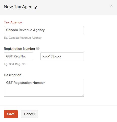 Add Tax Exemption