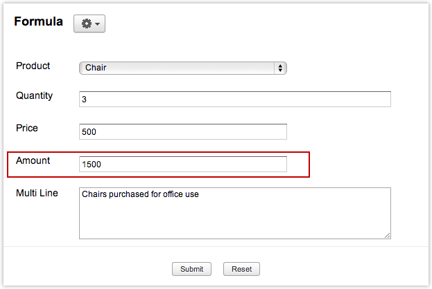how to add description of field on form access