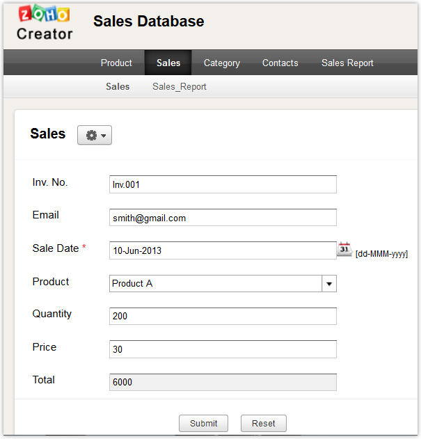 Access Form Templates. amazing contact details template ...