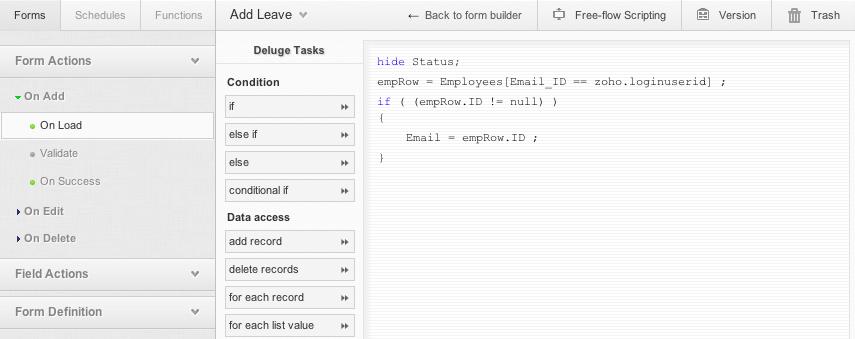 Script is now Workflow
