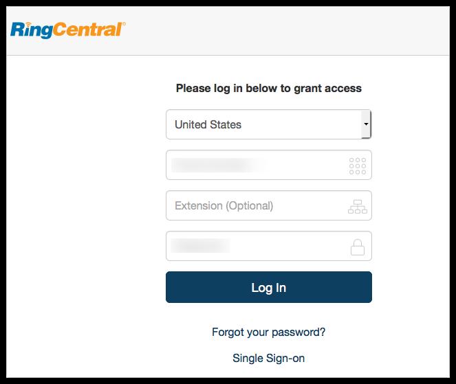 Zoho PhoneBridge for RingCentral   Online Help - Zoho Recruit